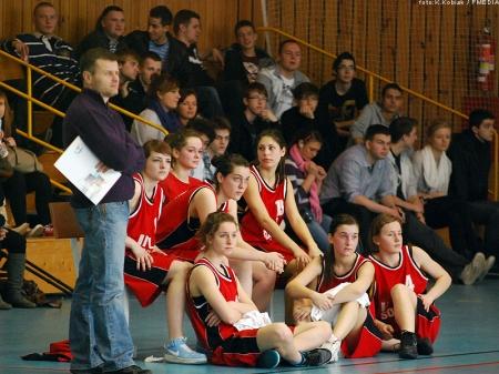 Mistrzostwa Sopotu w Koszykówce Dziewcząt 2011