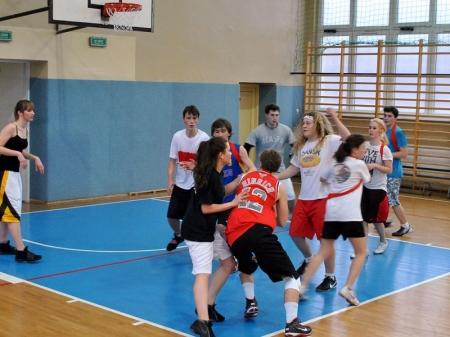 Mistrzostwa Szkoły w Koszykówce 2013