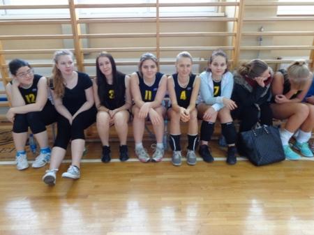 Mistrzostwa Sopotu Szkół Ponadgimnazjalnych w Siatkówce Dziewcząt 2014
