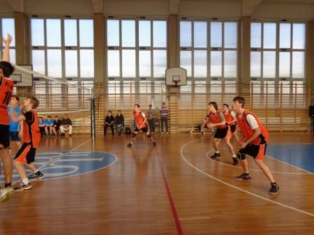 Mistrzostwa Sopotu Szkół Ponadgimnazjalnych w Siatkówce Chłopców 2014