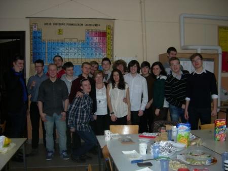 Wigilie klasowe 2012!