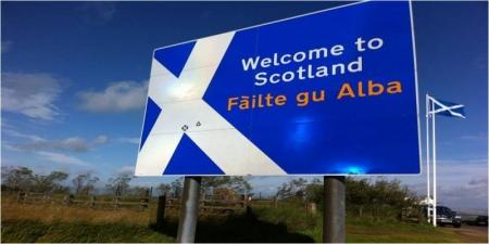 Witamy w Szkocji