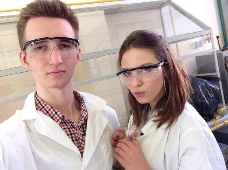 Laboratoria na PG