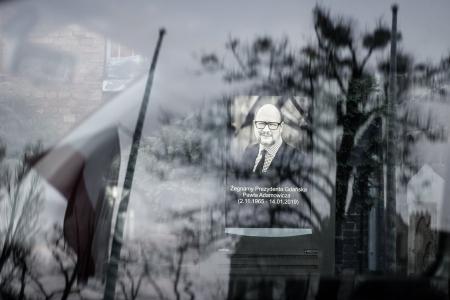 Hołd dla Prezydenta Gdańska
